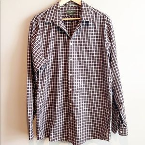 Eddie Bauer TALL Wrinkle Resistant Classic Fit